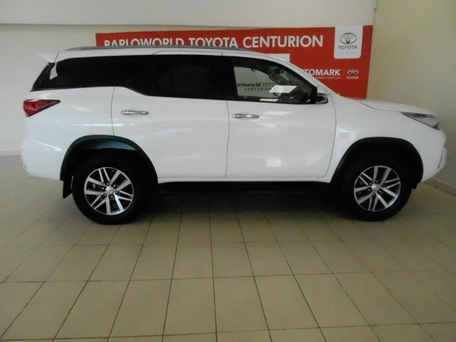 2018 TOYOTA FORTUNER 2.8GD-6 R/B A/T