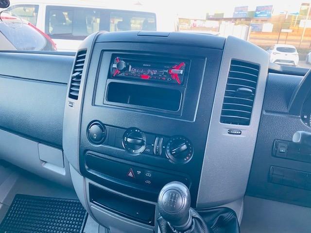 2017 MERCEDES-BENZ SPRINTER 515 CDi F/C P/V