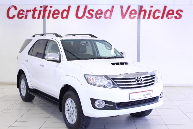 TOYOTA FORTUNER 3.0D-4D 4X4 A/T