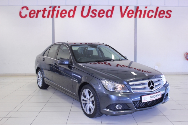MERCEDES-BENZ C180 BE AVANTGARDE A/T (2012-7) - (2014-6)