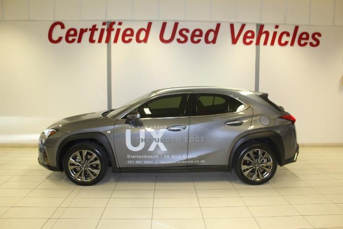 2019 LEXUS UX 200 F-SPORT