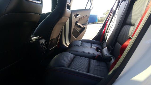 2016 MERCEDES-BENZ A 250 SPORT A/T