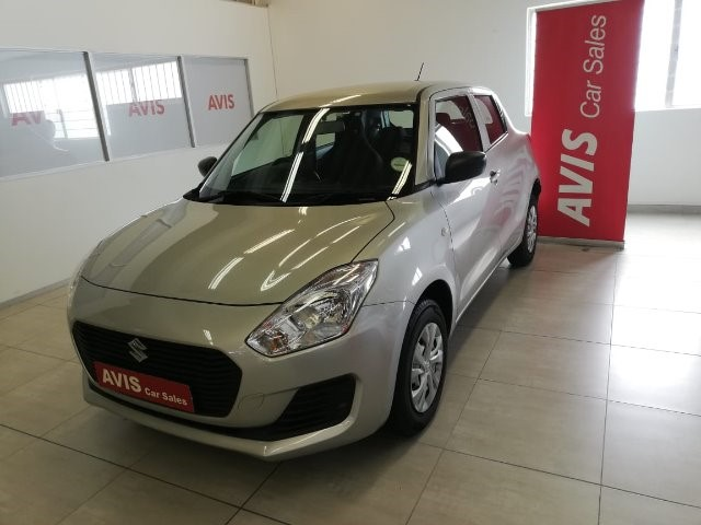 2019 SUZUKI SWIFT 1.2 GA