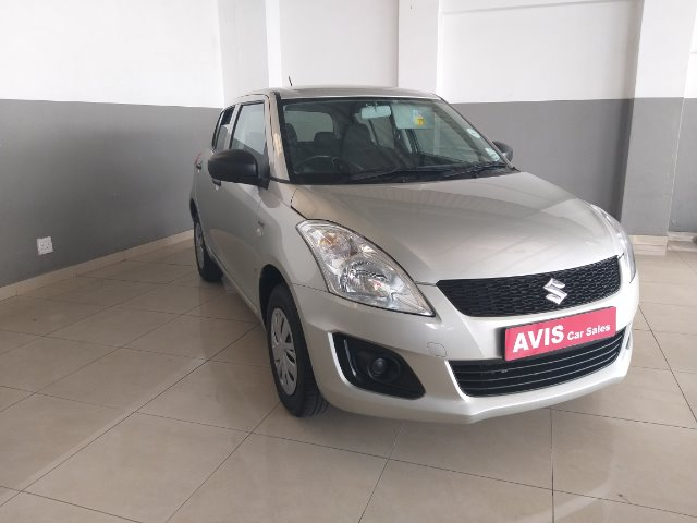 2018 SUZUKI SWIFT 1.2 GA
