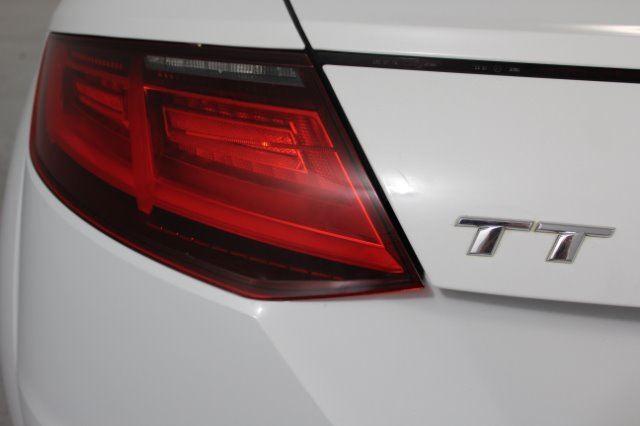 2015 AUDI TT 2.0 TFSI COUPE S TRONIC