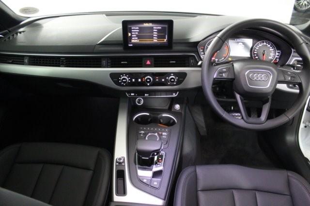 2019 AUDI A4 2.0 TDI STRONIC (B9)