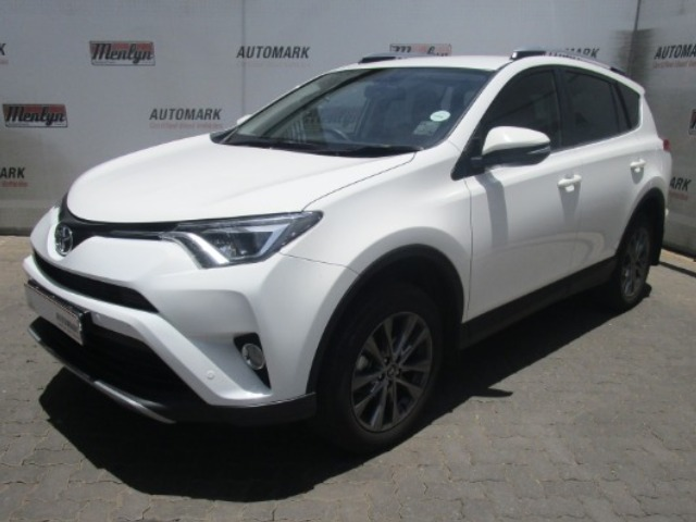 2018 TOYOTA RAV4 2.2D VX AT