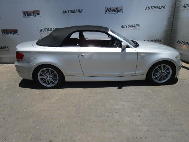2011 BMW 125i CONVERTIBLE A/T