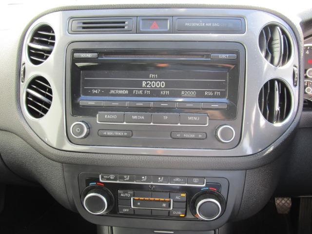 2012 VOLKSWAGEN TIGUAN 1.4 TSi B/MO TREN-FUN (90KW)