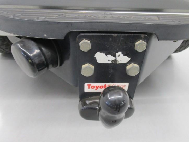 2011 TOYOTA FORTUNER 3.0D-4D R/B