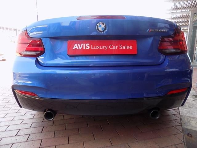 2019 BMW M240 CONVERT A/T (F23)