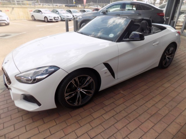2019 BMW Z4 sDRIVE20i M SPORT A/T