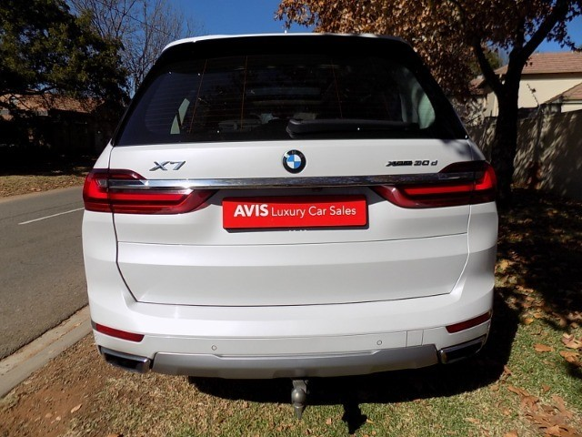 2019 BMW X7 xDRIVE30d DESIGN PURE EXCELLENCE (G07)