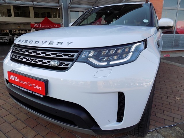 2019 LAND ROVER DISCOVERY 3.0 TD6 SE