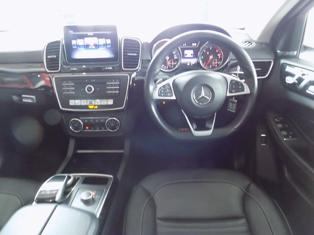 2019 MERCEDES-BENZ GLE COUPE 350d 4MATIC