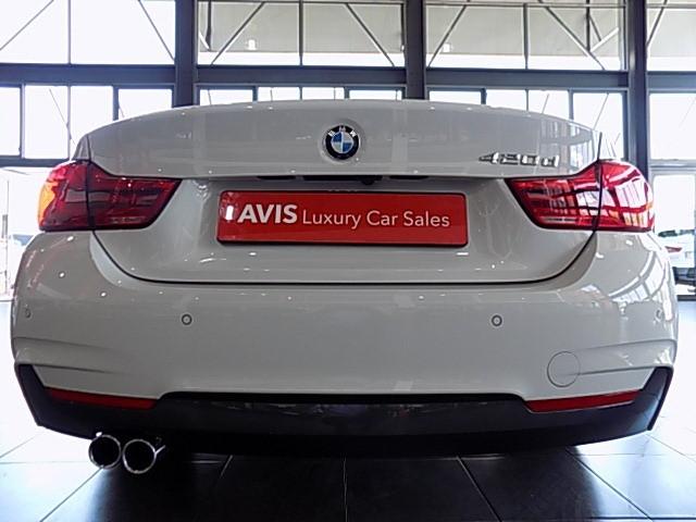 2019 BMW 420D COUPE M SPORT PLUS A/T (F32)