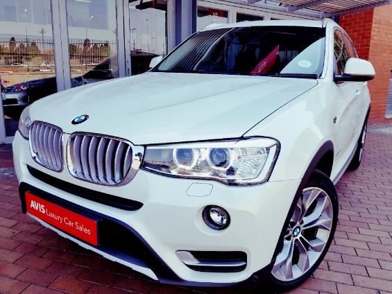 BMW X3 xDRIVE20d A/T (F25)
