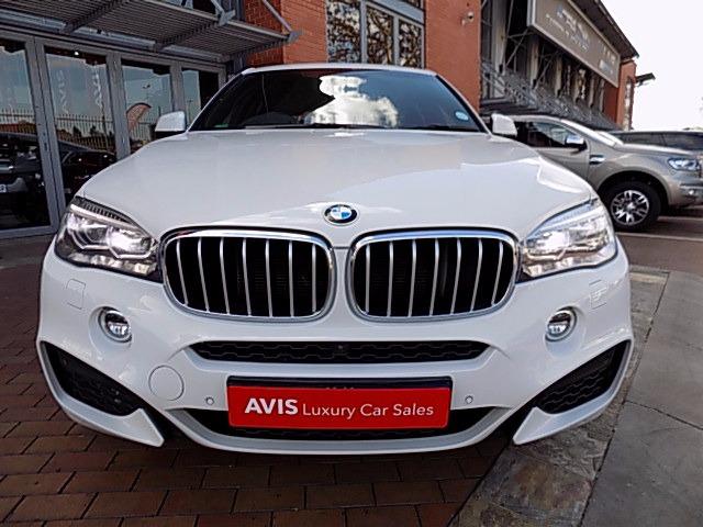 2017 BMW X6 xDRIVE40d M SPORT (F16)