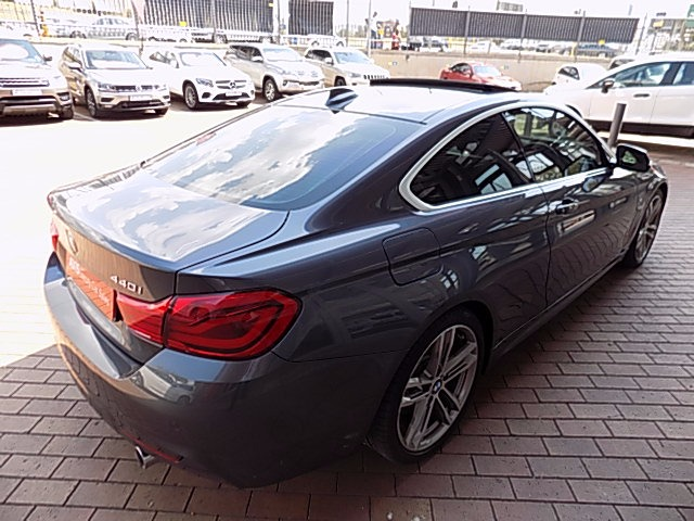 2018 BMW 440i COUPE M SPORT A/T (F32)