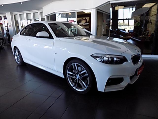 2018 BMW 220d M SPORT A/T(F22)