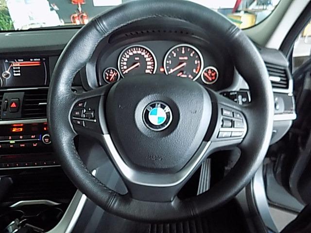 2017 BMW X3 xDRIVE20d xLINE A/T (F25)