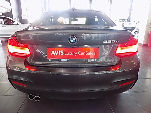2019 BMW 220d M SPORT A/T(F22)