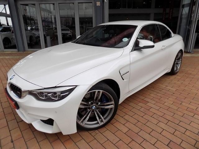 2017 BMW M4 CONVERTIBLE M-DCT (F83)