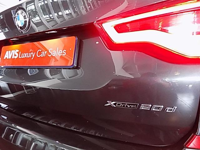 2018 BMW X3 xDRIVE 20d M-SPORT (G01)