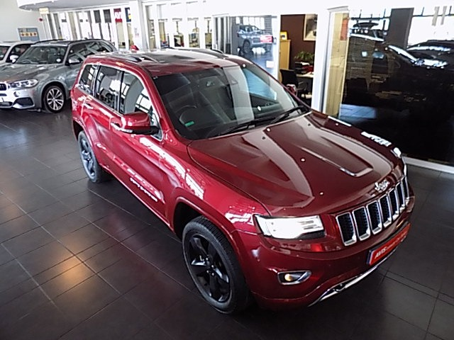 2018 JEEP GRAND CHEROKEE 3.0L V6 CRD O/LAND