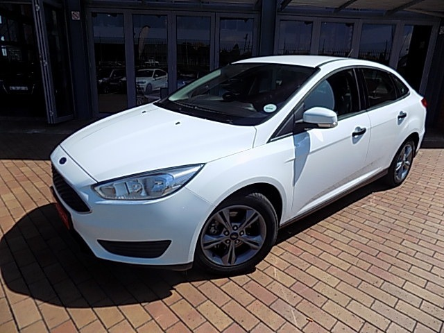 2018 FORD FOCUS 1.0 ECOBOOST AMBIENTE