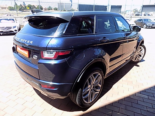 2018 LAND ROVER EVOQUE 2.0 TD4 HSE DYNAMIC