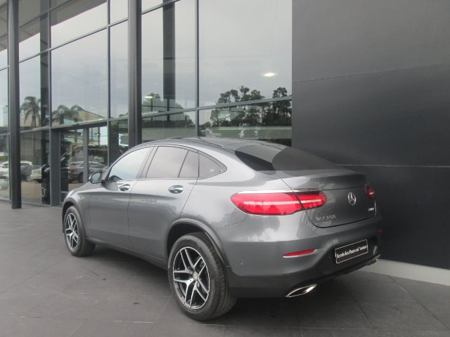 2016 MERCEDES-BENZ GLC COUPE 250 AMG