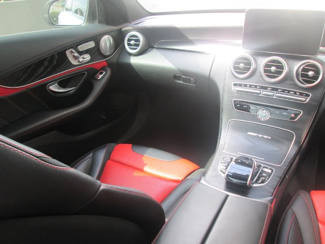 2015 MERCEDES-BENZ C63 AMG S