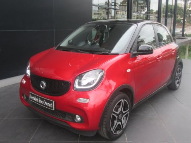 2017 SMART ForFour PRIME + URBAN STYLE