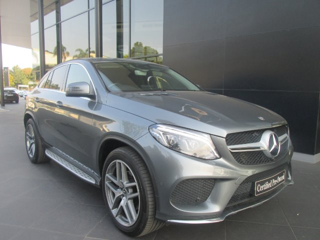 2017 MERCEDES-BENZ GLE COUPE 350d 4MATIC
