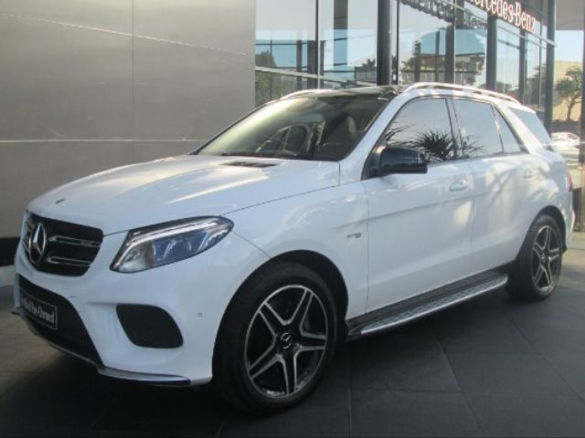 2018 MERCEDES-BENZ GLE AMG 43 4MATIC