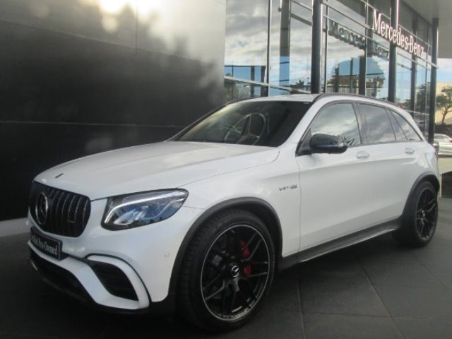 2018 MERCEDES-BENZ AMG GLC 63S 4MATIC