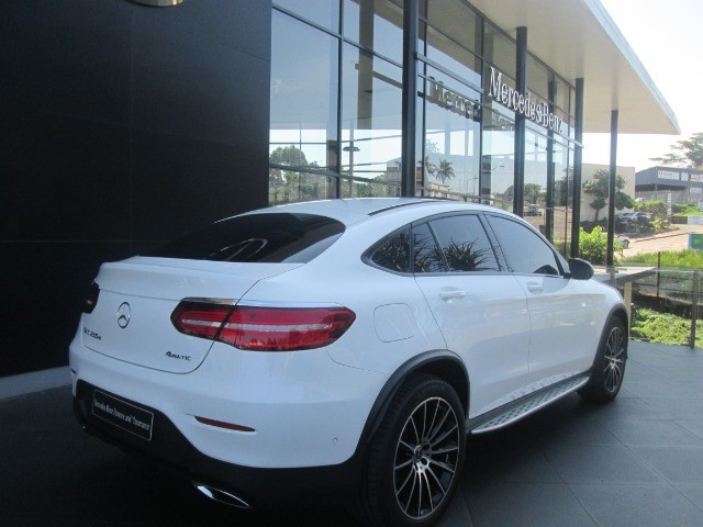 2019 MERCEDES-BENZ GLC COUPE 250d AMG