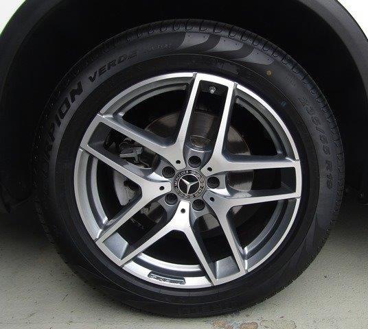 2017 MERCEDES-BENZ GLC 250 AMG