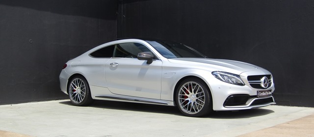 2016 MERCEDES-BENZ AMG COUPE C63 S