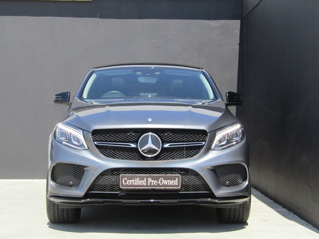 2017 MERCEDES-BENZ GLE COUPE 450/43 AMG 4MATIC