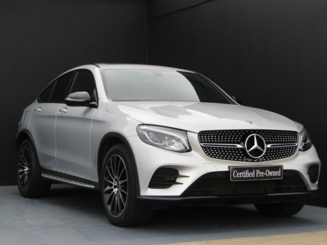 2018 MERCEDES-BENZ GLC COUPE 250 AMG