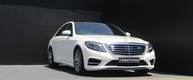 2015 MERCEDES-BENZ S500 BE