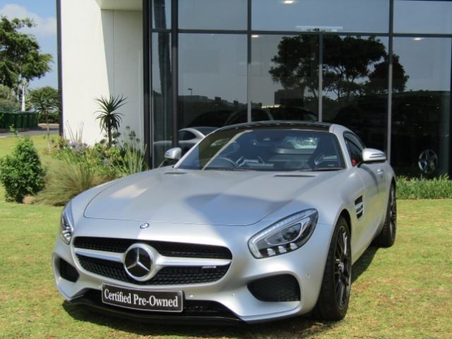 2018 MERCEDES-BENZ AMG GT S 4.0 V8 COUPE