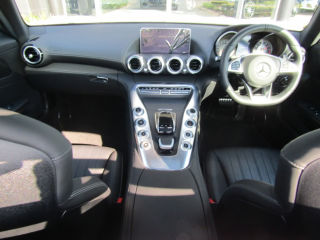 2018 MERCEDES-BENZ AMG GT 4.0 V8 COUPE