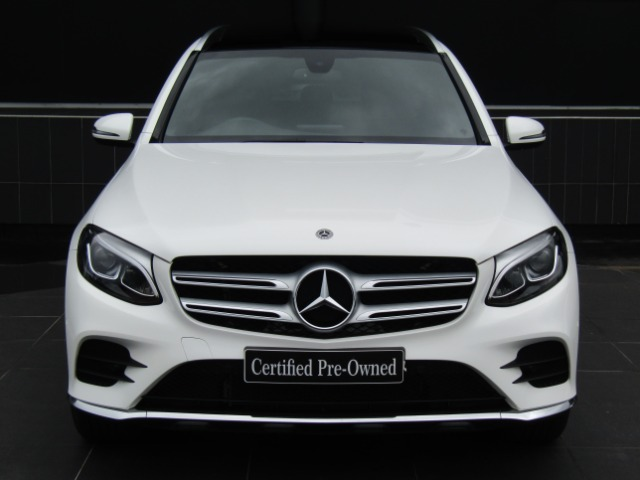 2018 MERCEDES-BENZ GLC 350d