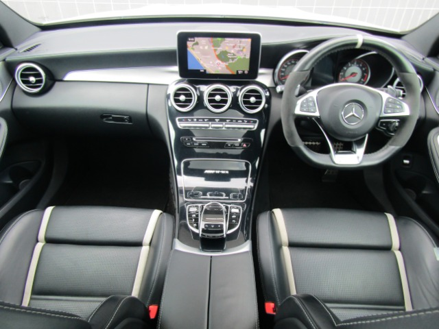 2016 MERCEDES-BENZ C63 AMG S