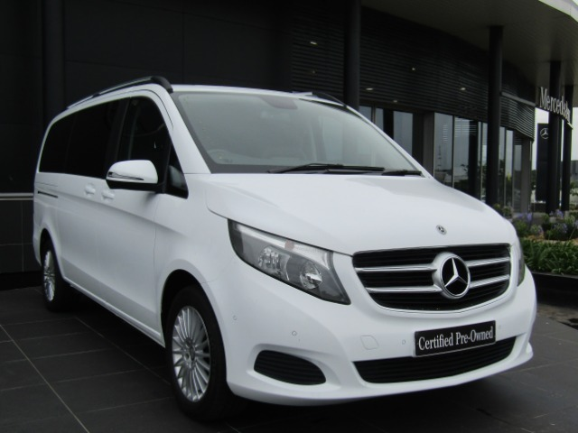 2018 MERCEDES-BENZ V250 BLUETECH A/T