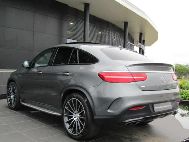 2017 MERCEDES-BENZ GLE AMG 43 4MATIC