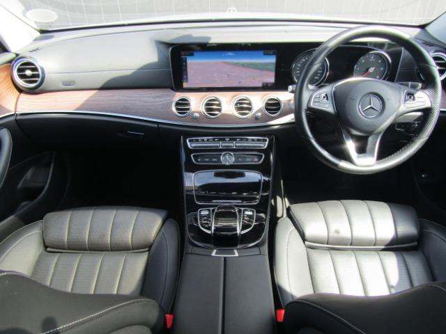 2016 MERCEDES-BENZ E 350d AVANTGARDE